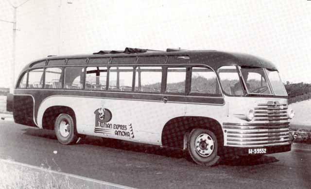 1947 Volvo Roset WSM 248