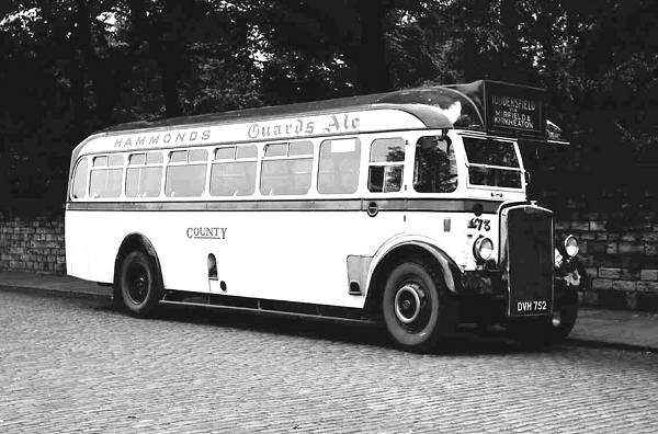 1948 Leyland PS1 with Roe B32F body