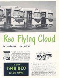 1948 REO Flying Cloud