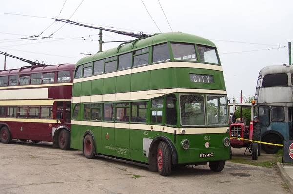 1948 Roe bodied BUT 9611T