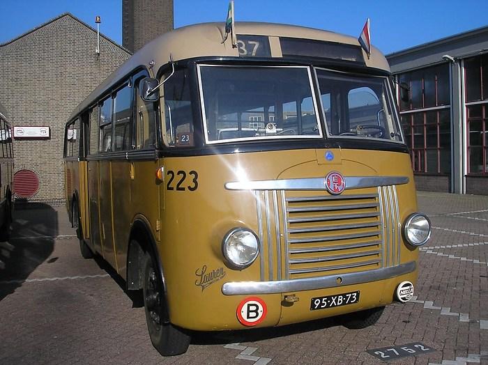 1948 Saurer 4C RET 223