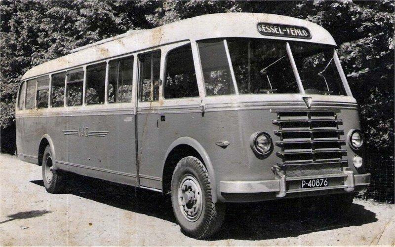 1949 aec roset nao 50