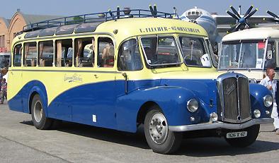 1949 Saurer 3C DI ROSA Frankreich SAUER CT 1 D 6cyl 7970cc