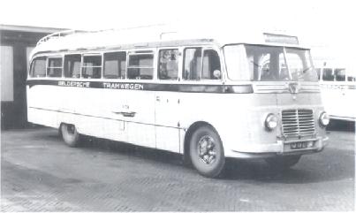 1949 Saurer 4CT1D carr Verheul GTW 370  1949