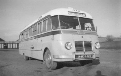 1949 Saurer 4CT1D carr Verheul GTW 372 1949