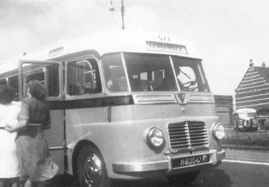1949 Saurer 4CT1D carr Verheul GTW 377