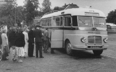 1949 Saurer 4CT1D  carr Verheul GTW 378