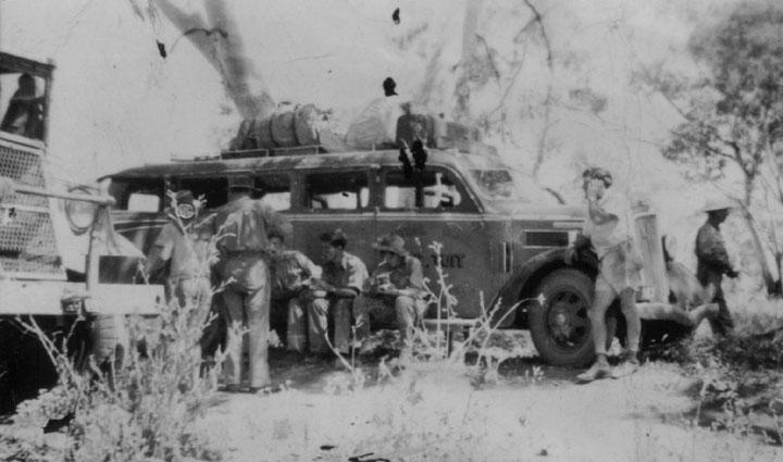1950 REO Motor Car Company Australië Reo Speed Wagon