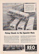 1950 REO Motors Lansing MI Ad