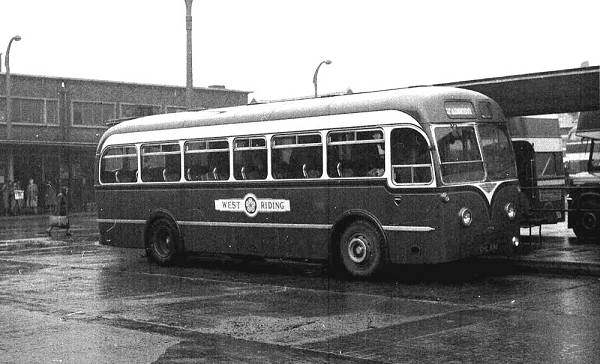 1951 Roe B40C bodied AEC Regal IV