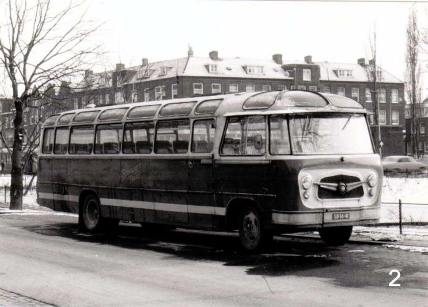 1952 Brouwers Tours Roset SB-16-41