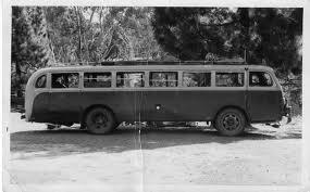 1952 Reo bus