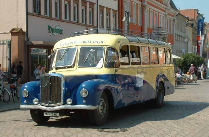 1952 Saurer
