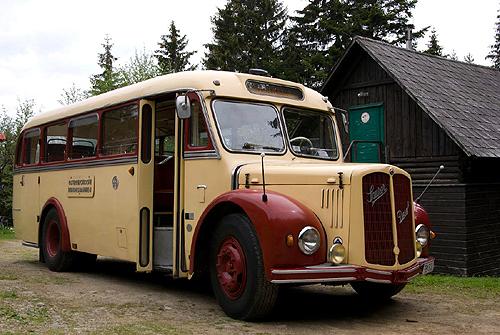 1953 Saurer 5GFO