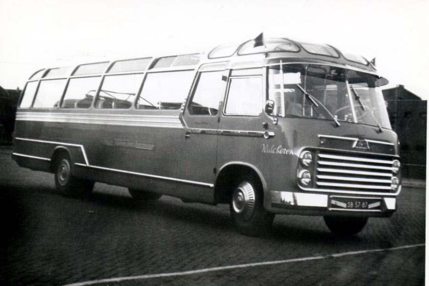 1955 Roset DAF SB 57 87 Walcheren