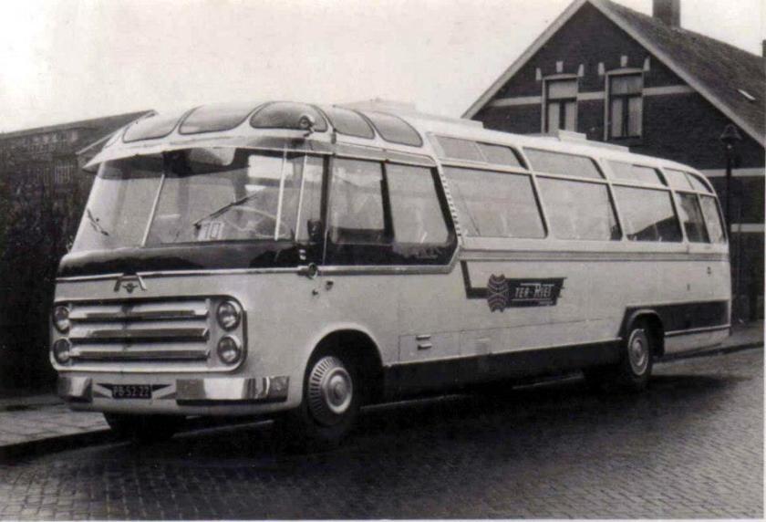 1955 Roset DAF Ter Riet PB 52 22