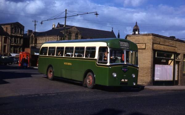 1956 AEC Reliance-Roe B44F
