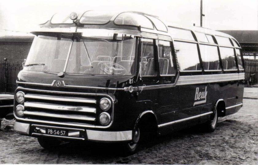 1956 Mercedes Benz Roset Beuk 21