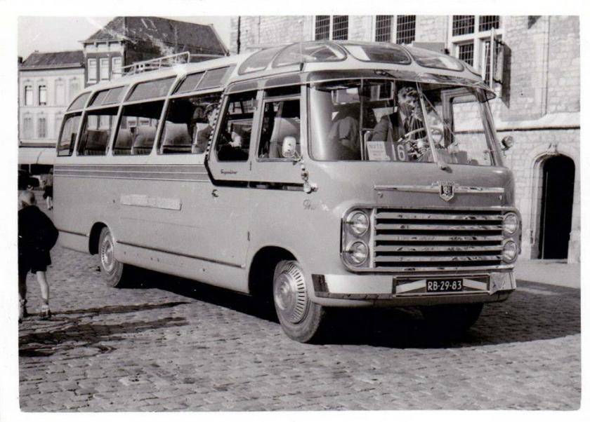1956 Roset Leyland RB 29 83