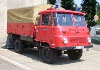 1957-91 ROBUR Duitsland Robur-Werke Zittau