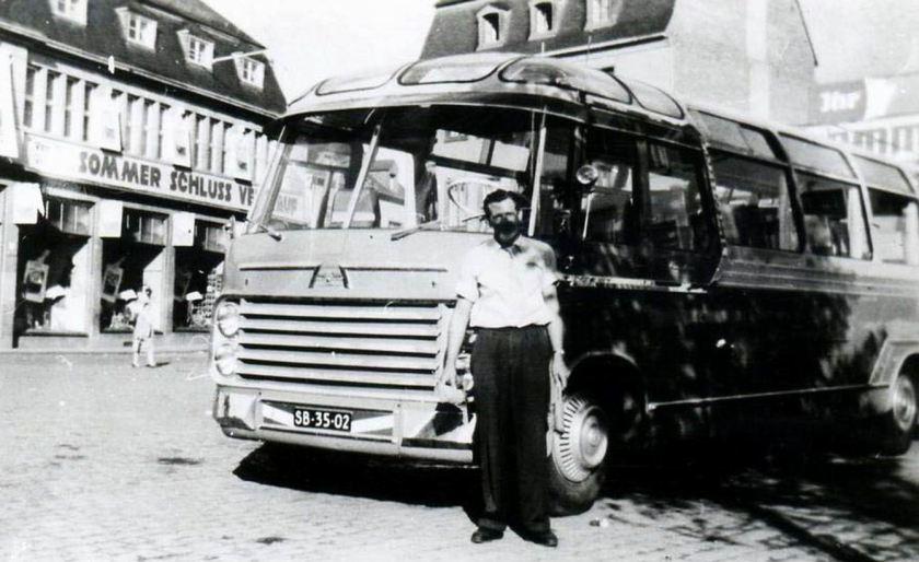 1957 DAF Roset Zuid Beveland