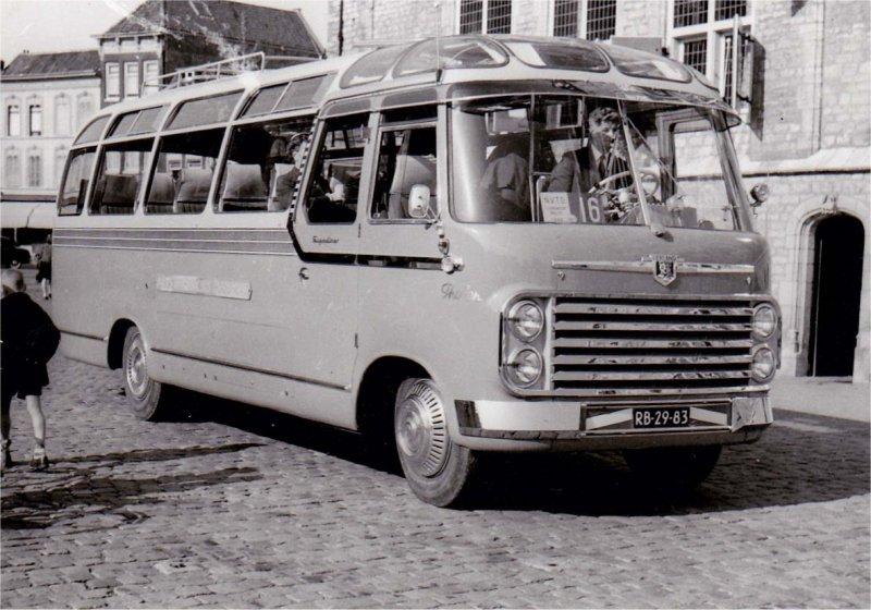 1957 leyland roset mey 21