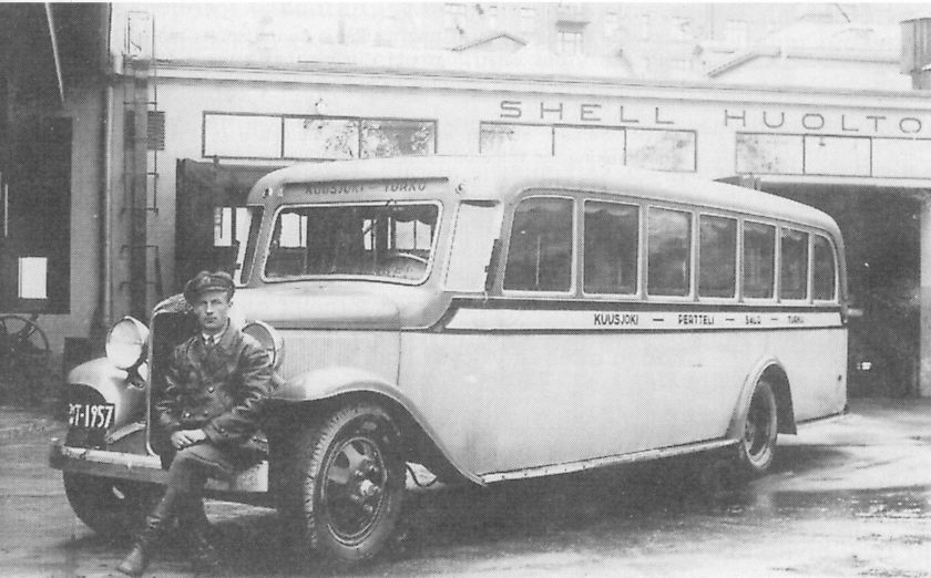 1957 Reo-t Finland