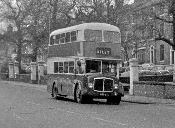 1957 Roe-bodied AEC Regent