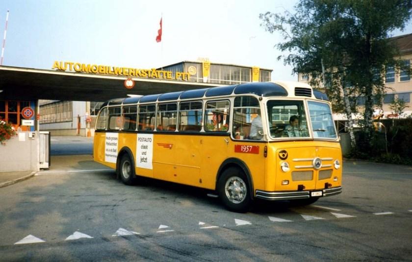 1957 Saurer P 19992