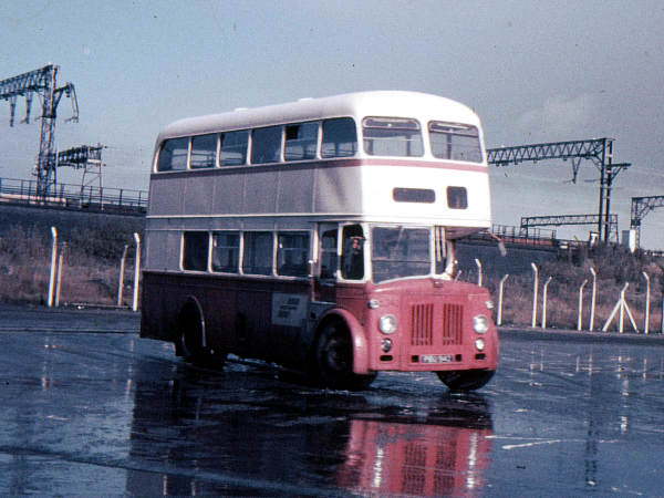 1958 Leyland PD2-30 with Roe H37-28R body
