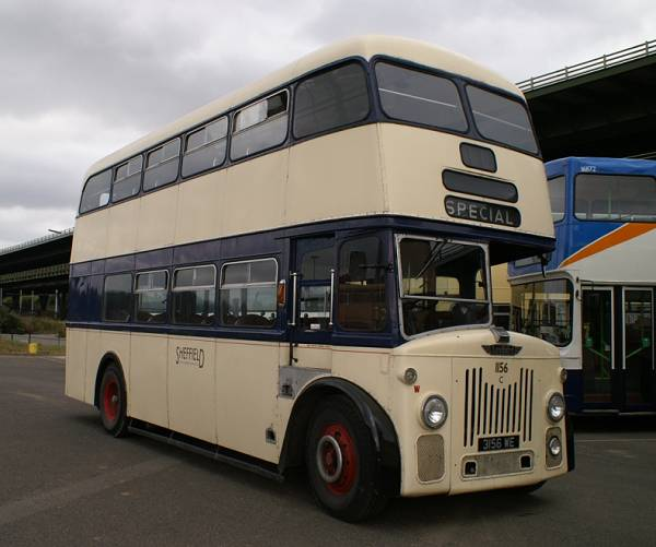 1958 Leyland Titan PD2-30 with Roe bodywork