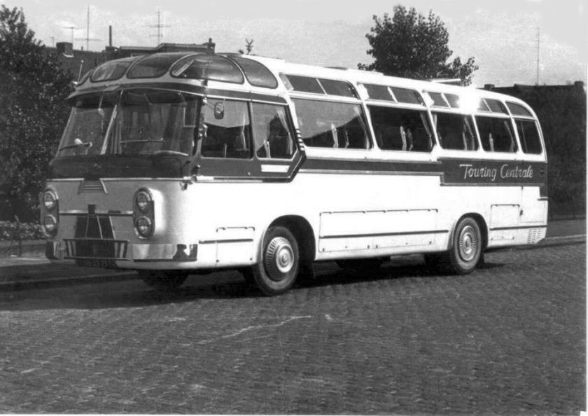 1958 Roset Touring Centrale