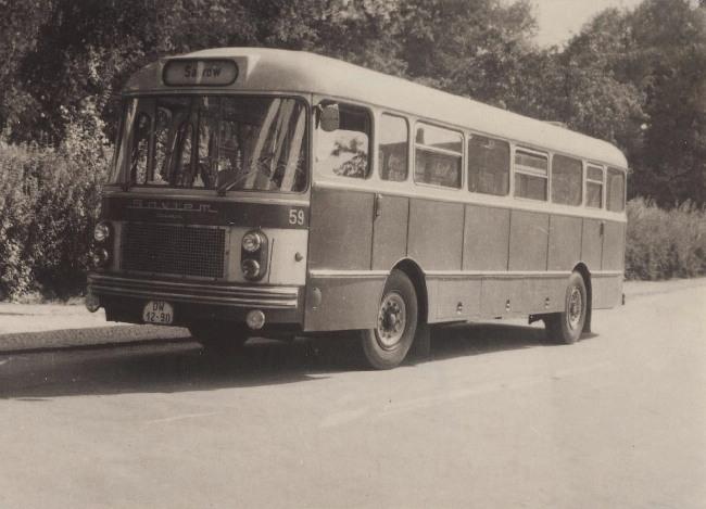 1959 Saviem Potsdam
