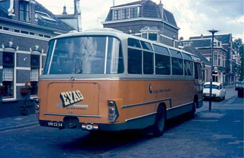 1961 Leyland Roset EVAG 5 2