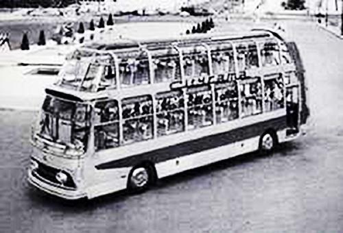 1961 saviem doubledeck sc1