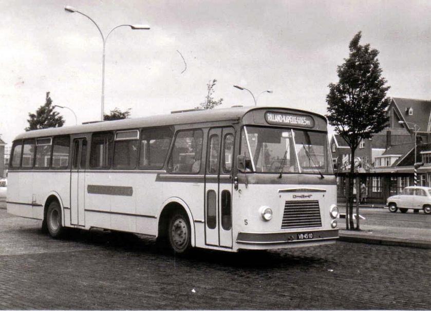 1962 DAF TB 160 carr. Roset