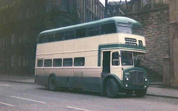 1962 Roe bodied AEC Regent V