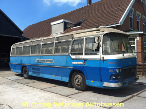 1963 Leyland Carr. Roset SVA Autobussen
