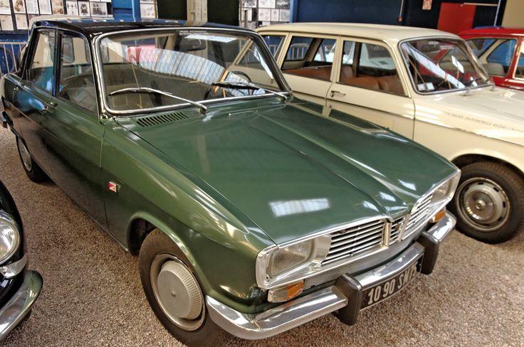 1963 Renault 16 Berline