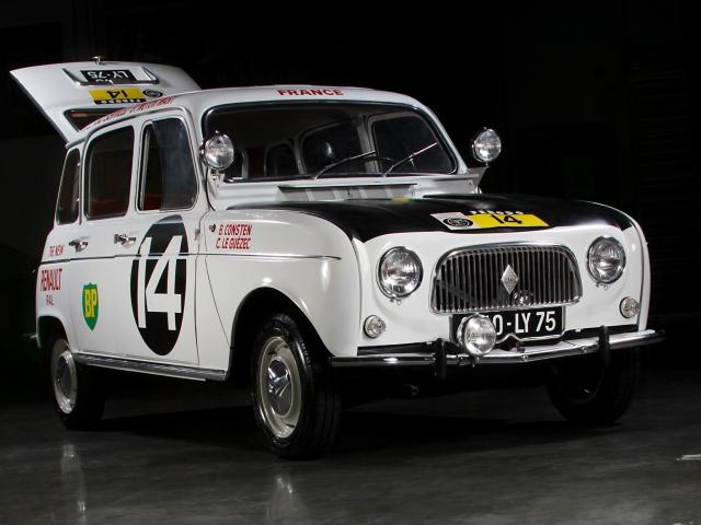 1963 Renault 4 East African Safari