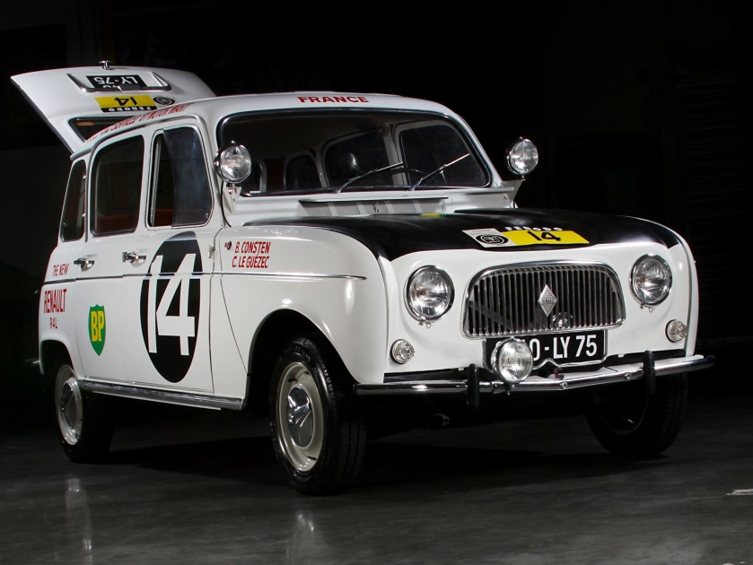 1963 Renault 4 East African Safari