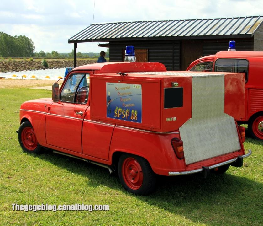 1963 Renault 4 VPI