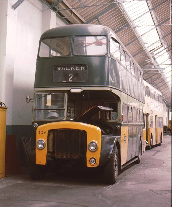 1963 Roe bodied AEC Regent V