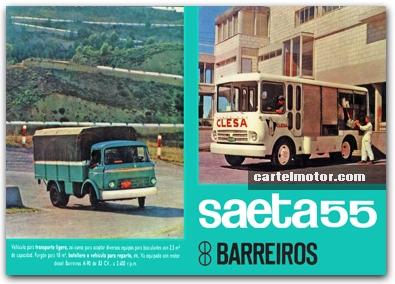 1964 - BARREIROS SAETA 55 CLESA