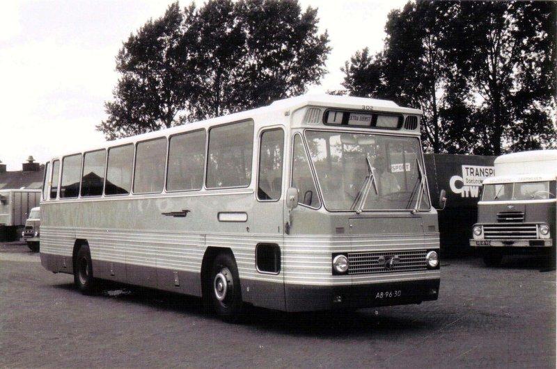 1964 Leyland roset gtw 302 1