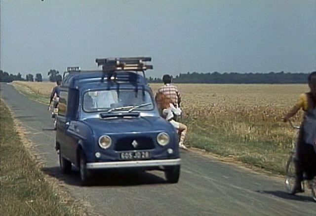 1964 Renault R4 Fourgonnette