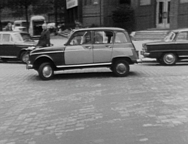 1964 Renault R4 Parisienne (cannée)
