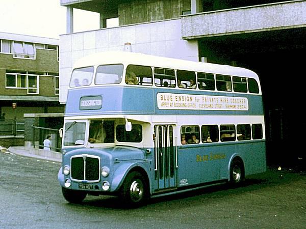 1964 Roe H41-32F bodied AEC Regent V