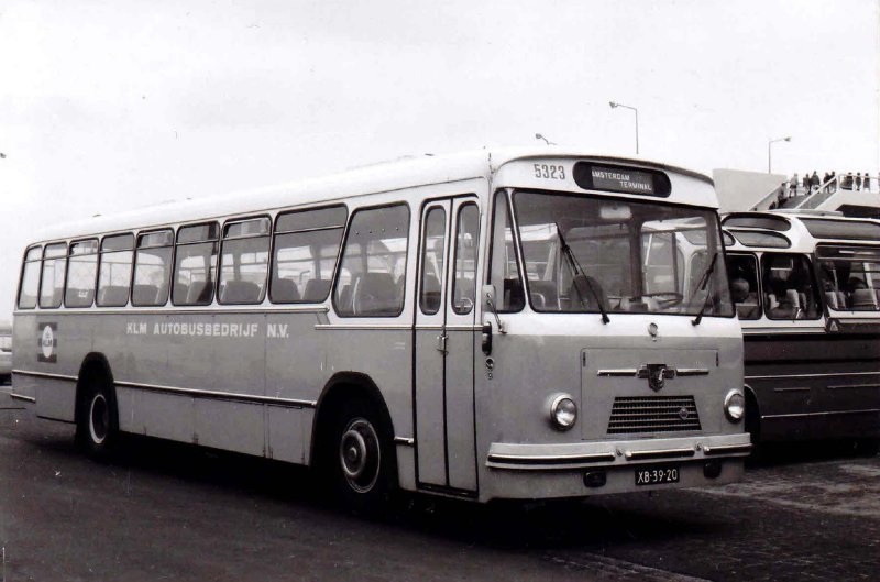 1965 leyland roset klm-abb 5323