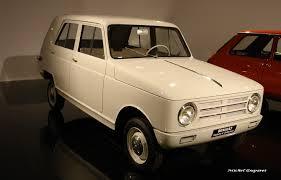 1965 RENAULT 1965 Projet 118